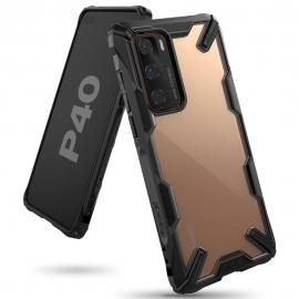 Ringke Fusion-X Huawei P40 - Black
