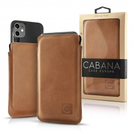 "Cabana Slim Up Universal Pouch Case up to 6,1"" - Brown"