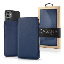 "Cabana Slim Up Universal Pouch Case up to 6,5"" - Dark Blue"