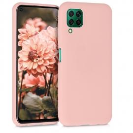 KW TPU Silicone Case Huawei P40 Lite - Rose Gold Matte (51519.89)