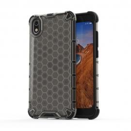 OEM Honeycomb Armor Case with TPU Bumper Xiaomi Redmi 7A - Black