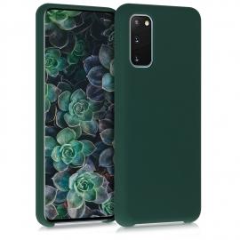 KW TPU Soft Flexible Rubber Samsung Galaxy S20 - Moss Green (51236.169)
