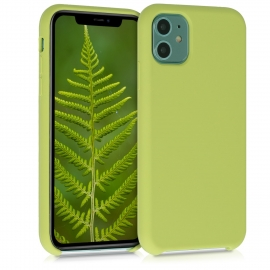 KW TPU Soft Flexible Rubber iPhone 11 - Matcha Green (49724.174)