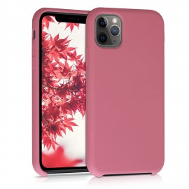 KW TPU Silicone Case iPhone 11 Pro Max - Deep Rusty Rose (49725.167)