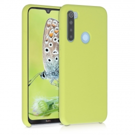 KW TPU Soft Flexible Rubber Silicone Case Xiaomi Redmi Note 8 - Matcha Green (50186.174)