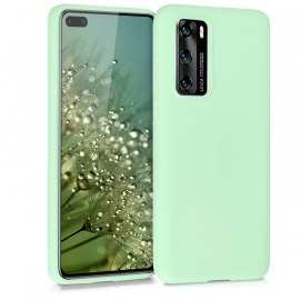 KW TPU Silicone Case Huawei P40 - Mint Matte (51517.50)