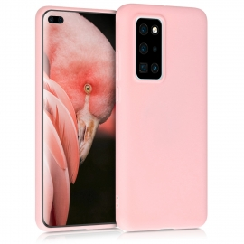 KW TPU Silicone Case Huawei P40 Pro - Rose Gold Matte (51518.89)