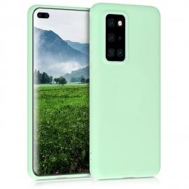 KW TPU Silicone Case Huawei P40 Pro - Mint Matte (51518.50)