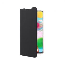 Vivid Book Case Samsung Galaxy A41 - Black (VIBOOK120BK)
