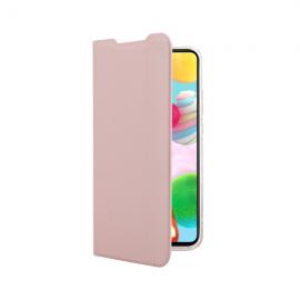 Vivid Book Case Samsung Galaxy A41 - Rose Gold (VIBOOK120RG)