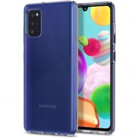 Spigen Liquid Crystal Case Samsung Galaxy A41 - Clear (ACS00876)
