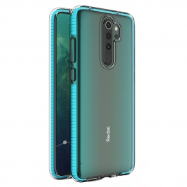 OEM Spring Case TPU Xiaomi Redmi Note 8 Pro - Light blue