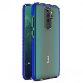 OEM Spring Case TPU Xiaomi Redmi Note 8 Pro - Dark blue