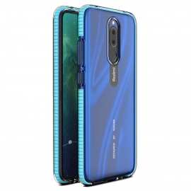 OEM Spring Case TPU Xiaomi Redmi 8/8A - Light blue
