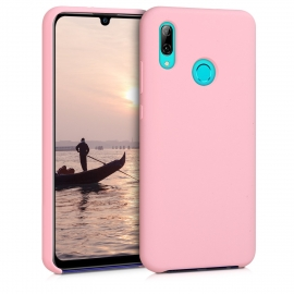 KW TPU Soft Flexible Rubber Silicone Case Huawei P Smart 2019 - Rose Gold Matte (47387.89)