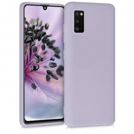 KW TPU Silicone Case Samsung Galaxy A41 - Lavender (52251.108)