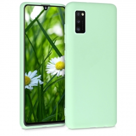 KW TPU Silicone Case Samsung Galaxy A41 - Mint Matte (52251.50)