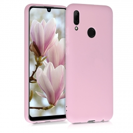 KW TPU Silicone Case Huawei P Smart 2019 - Antique Pink Matte (47386.52)