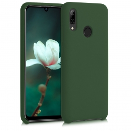 KW TPU Soft Flexible Rubber Silicone Case Huawei P Smart 2019 - Dark Green (47824.80)