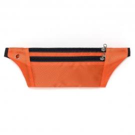 OEM Ultimate Running Belt with headphone outlet - Orange