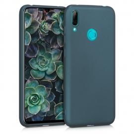 KW TPU Silicone Case Huawei Y7 2019 - Metallic Teal (47661.14)