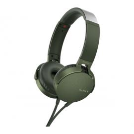 Sony Headphones MDR-XB550AP Green (MDRXB550APG.CE7)