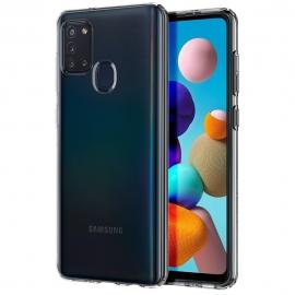 Spigen Liquid Crystal Case Samsung Galaxy A21s - Clear (ACS00975)