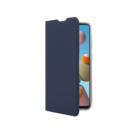 Vivid Book Case Samsung Galaxy A21s - Blue (VIBOOK119BL)