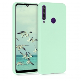 KW TPU Silicone Case Huawei Y6p - Mint Matte (52528.50)